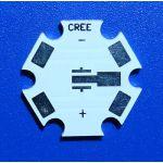 """Звезда"" XP Алюминиевая плата для Cree XPG, XPC, XPE"