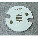 Алюминиевая плата для Cree XPG, XPC, XPE 14 mm