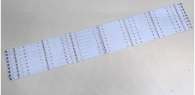 Line MX/XPG Алюминиевая плата для 7 светодиодов Cree MX3, MX3S, MX6/ 5 - XPG, XPC, XPE