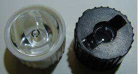 LR1 Вторичная оптика для светодиодов 1 Вт STAR, emitter. 6-100 градусов