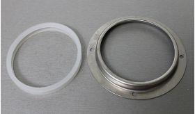 Фланец и прокладка для линзы LP2, LP5