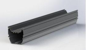 ПЛ-80 Алюминиевый профиль