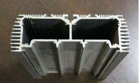 ТПК-005 Алюминиевый профиль анодированный