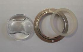 LP-3-66 Линза стеклянная для вторичной светодиодной оптики