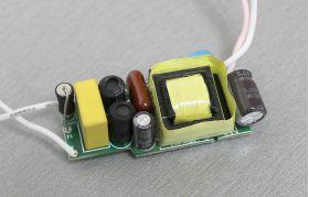 RLD7 Светодиодный драйвер 220 В, 7 Вт, 320-330 мА