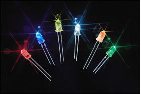 Cree C503 5 мм сверхяркий светодиод, 15 градусов