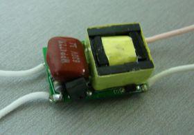 RLDD2-1 PWM LED driver 2-3 W, 300-330 мА, 220 V