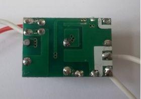 QH-5LP Светодиодный драйвер 220 В, 2-3 x 1 Вт, 260-300 мА