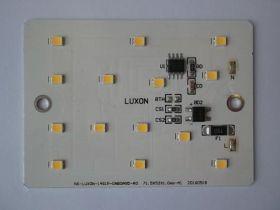 Светодиодный модуль 72х52 мм , 14 LED, 220 В АС,  950 Лм