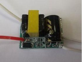 QH-3LP Светодиодный драйвер 220 В, 1 x 1 Вт, 260-300 мА
