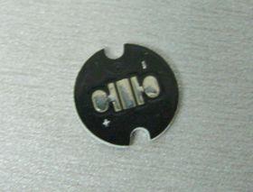 Алюминиевая плата для Cree XPG, XPC, XPE 12 mm