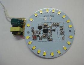 Светодиодный модуль 220 В, 5 Вт с встроенными датчиками МВ+свет