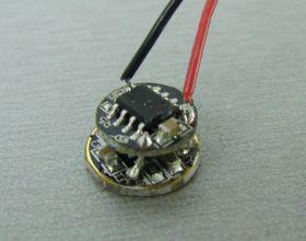 LD-mini ШИМ led драйвер 200-250 mA, 0,8-1,5 V