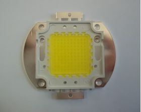 Мощная светодиодная матрица белого свечения 100 Вт