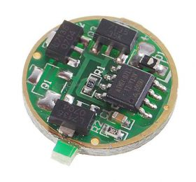 LD-16 ШИМ led драйвер для мощного светодиода, 3,7В, 1000 мА