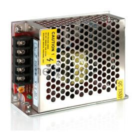 Блок питания 25W, 12V, 2A, IP20 (Металлический корпус) MS