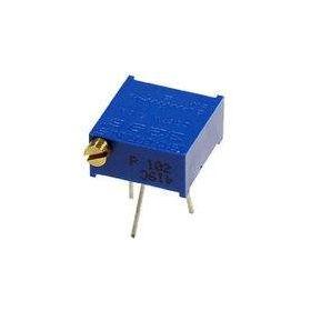 Резистор подстроечный 3296W