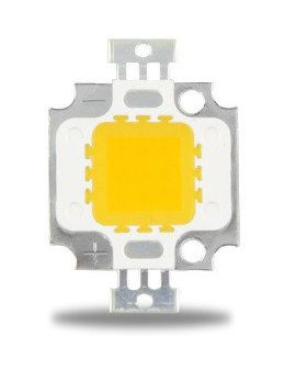 Мощная светодиодная матрица белого свечения 10-15 Вт