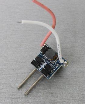 RLD1-2 PWM LED driver 3w, 680-700 mA