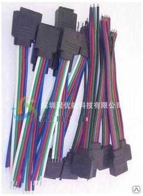 C4P-10-RGB штеккер 4pin
