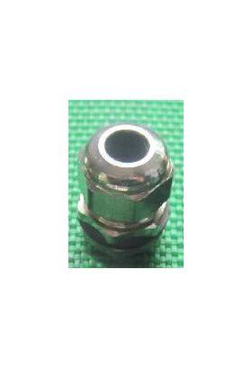 Сальник (гермоввод) PG9 металлический